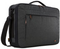 "Case Logic Era 15.6"" Hybrid Laptop Briefcase Rucksack - ERACV-116 Obsidian"